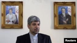 د ایران د بهرنیو چارو د وزارت ویاند رامین مهمانپرست