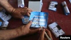 Fletëvotime në Afganistan