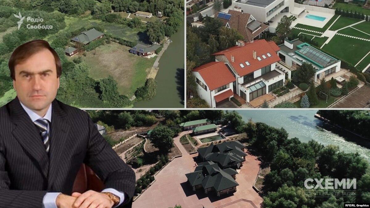 Report: Transdniester Tycoon Has Ukrainian Passport, Elite Property In Kyiv, Odesa Regions