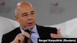 Ռուսաստանի ֆինանսների նախարար Անտոն Սիլուանով, արխիվ