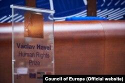 "Nagrada Saveta Evrope za ljudska prava ""Vaclav Havel"""