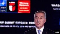 Мило Ѓукановиќ ја презеде функцијата претседател на Црна Гора