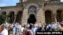 Komemoracija u Beogradu
