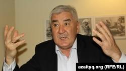 Саясат таануучу Амиржан Косанов. 11-ноябрь, 2016-жыл.