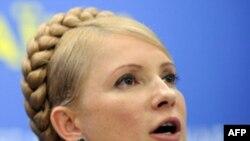 Prime Minister Yulia Tymoshenko