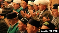 Татар имамнары корылтае (архив фотосы)