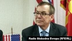 Американскиот амбасадор во Скопје, Џес Бејли.
