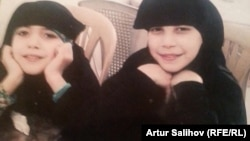 Фатима и Майсарат в Табке