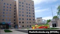 Новий корпус лікарні «Охматдит» у 2018 році