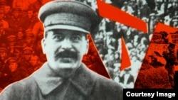 Иосиф Сталин, коллаж