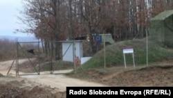 Granica Srbije i Kosova kod Preševa