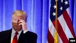 Presidenti i zgjedhur i SHBA-së, Donald Trump.