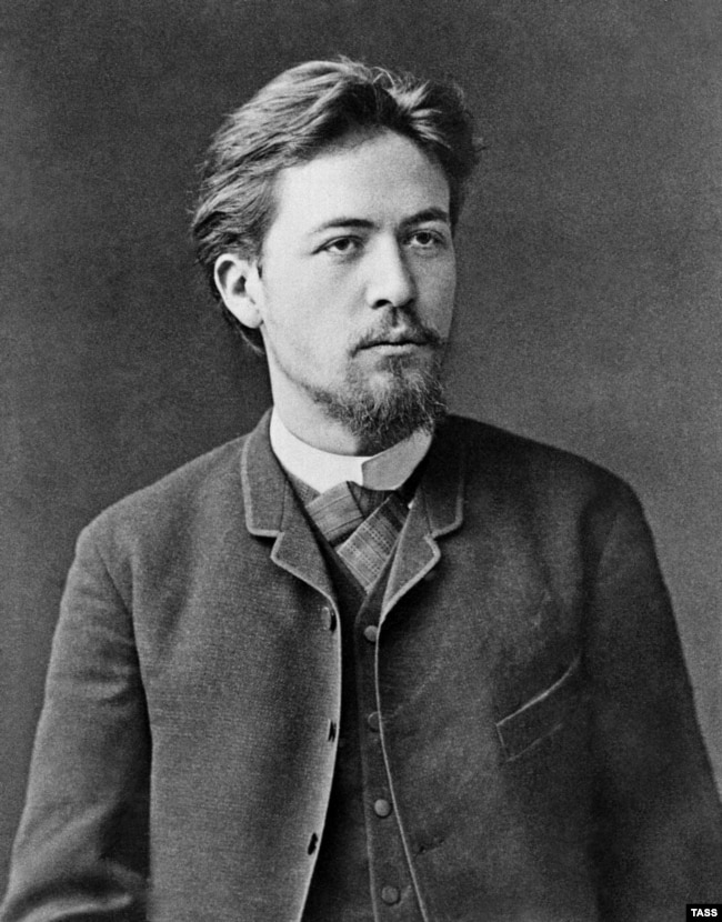 Письменник Антон Чехов, який наголошував, що він українець