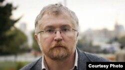 Екатеринбургский политолог Константин Киселев