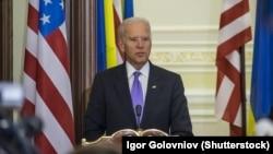 Zëvendëspresidenti i Shteteve të Bashkuara, Joe Biden