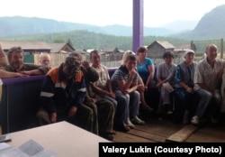 Нижнеудинцы на встрече с уполномоченным по правам человека