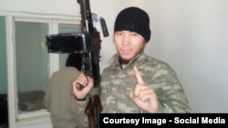 Сирияга кеткендердин бири Арман Абжан.