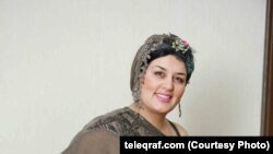 Певица Эльза Сеидджахан