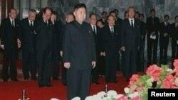 Ким Џонг Ун, 20.12.2011