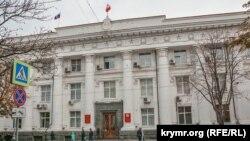 Здание городского совета Севастополя