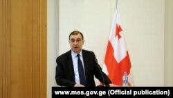 Михаил Чхенкели