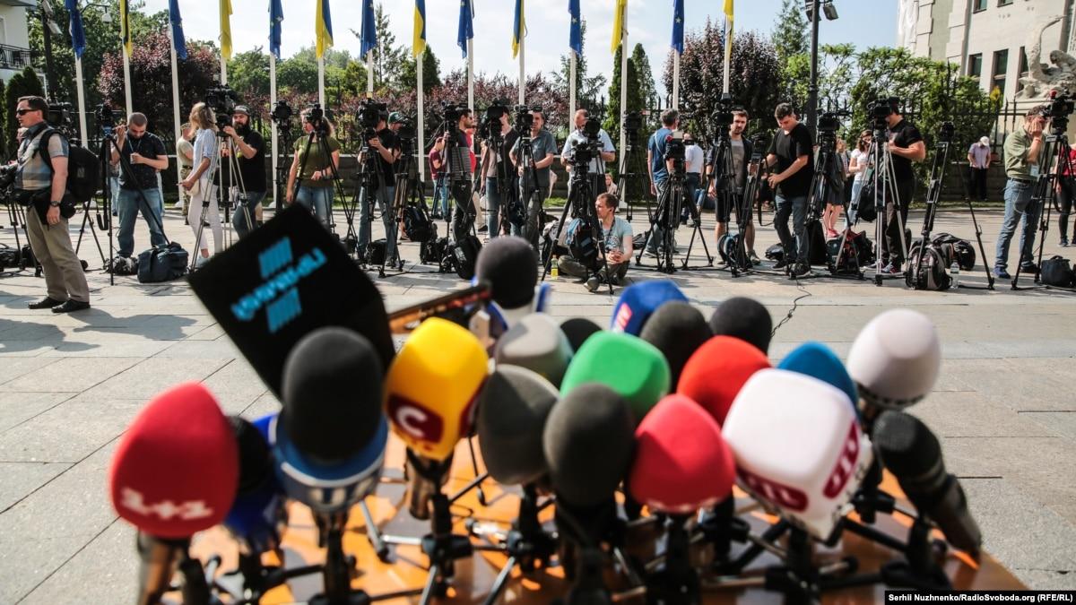 В 2019 году в Украине зафиксировали 75 случаев применения силы в отношении журналистов – НСЖУ