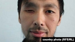 Бежавший из СИЗО Чуйской области Кыргызстана Эдиль Абдрахманов.
