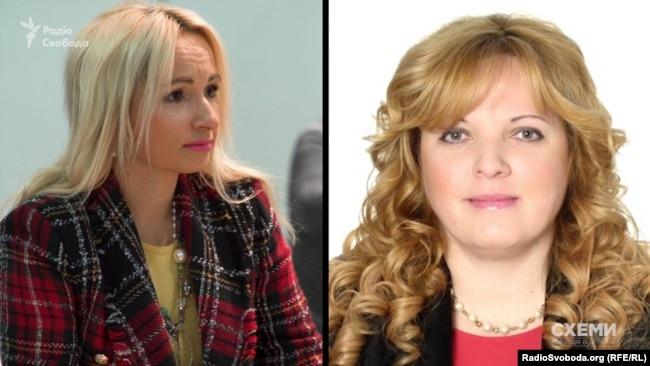 Наталя та Оксана Блажівські
