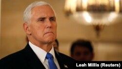 Mike Pence ABŞ-ın vitse-prezidenti