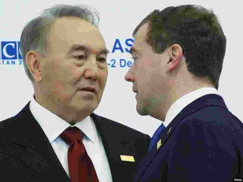 Казахстан. 29 ноября – 3 декабря 2010 года. #21