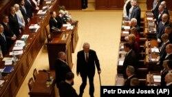 Парламент Чешской Республики