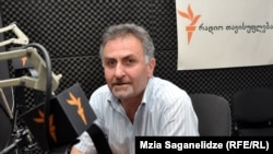 Адвокат и правозащитник Гела Николаишвили