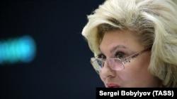Татьяна Москалькова, уполномоченный по правам человека в России. 11 марта 2020 года.