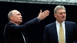 Лицом к событию. Взрослые детки Путиных-Песковых