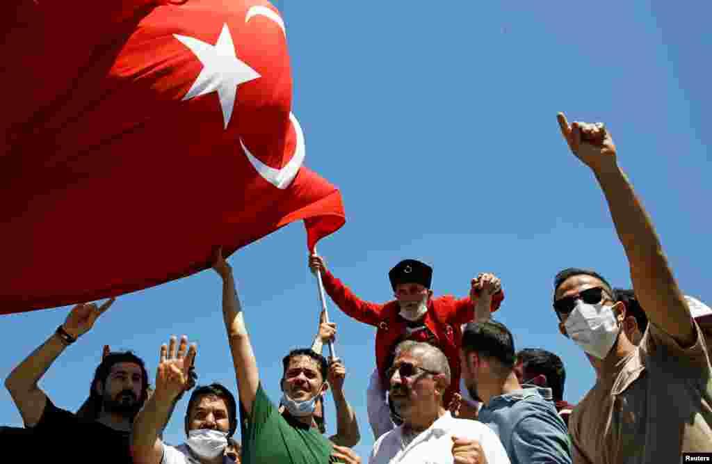 У світі переважно критично поставилися до такого рішення турецької влади