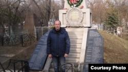 Вячеслав Филиппов, подполковник запаса