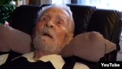 Burri më i vjetër në botë deri dje, Alexander Imich (ARKIV)