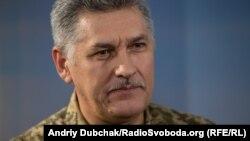 Богдан Бондар, заступник командувача штабу Операції об'єднаних сил
