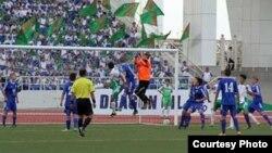 Türkmen futbolçylary