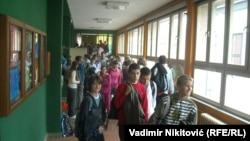 Škola u Srbiji, ilustrativna fotografija