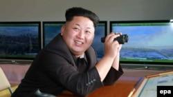 Ким Чен Ын, лидер Северной Кореи. Иллюстративное фото.