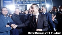 Экс-премьер-министр Грузии Бидзина Иванишвили