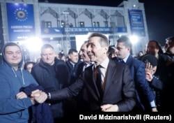 """Лидер партии """"Грузинская мечта"""", бывший глава правительства Бидзина Иванишвили"""