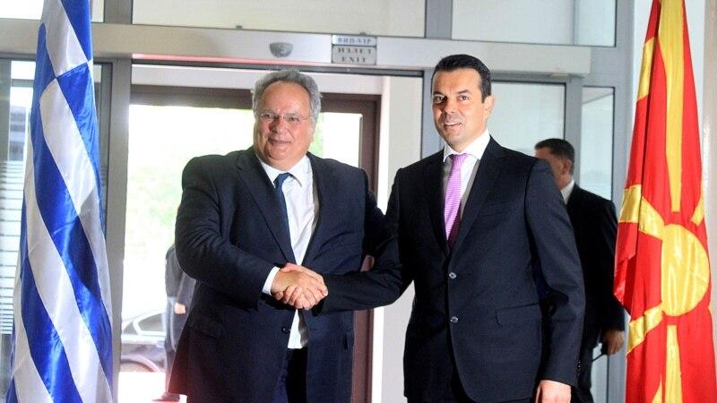 Попоски и Коѕиас разговарале за ситуацијата во Македонија