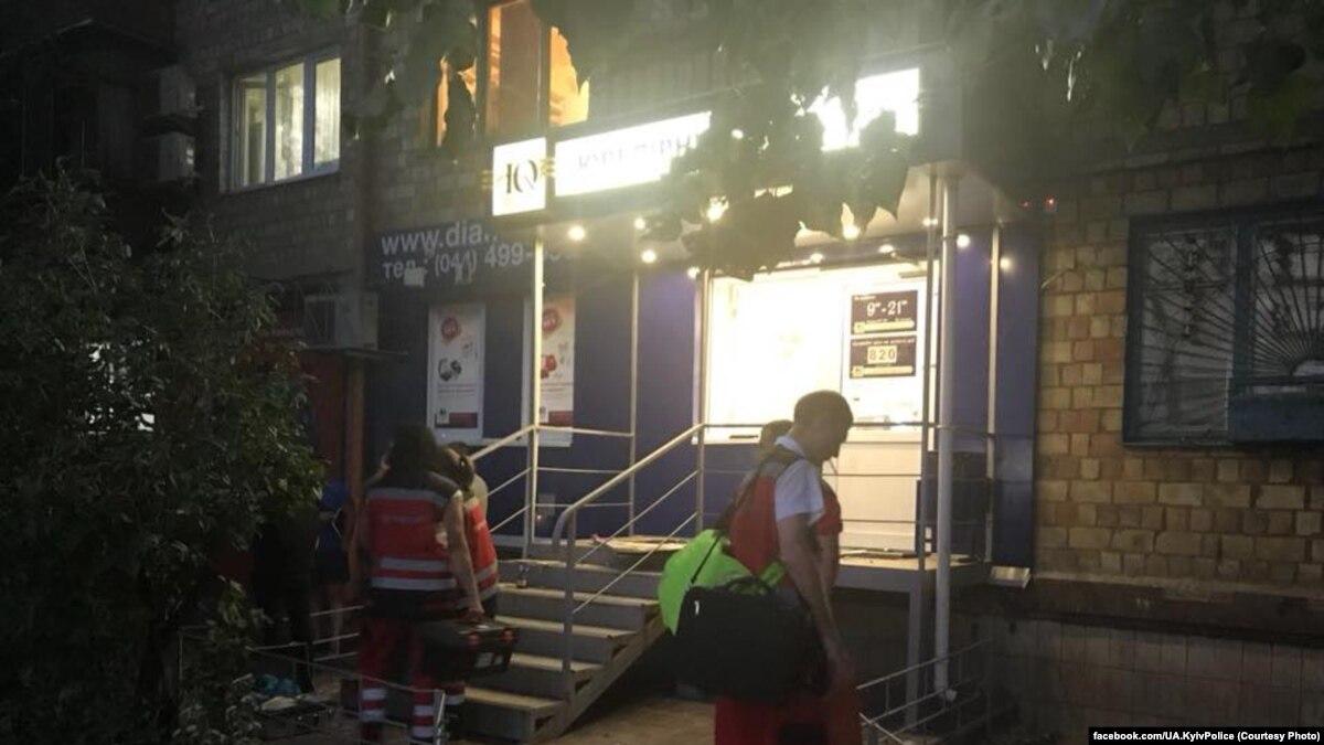 Нападение на ломбард с убийством охранника в Киеве: суд взял под стражу подозреваемого россиянина