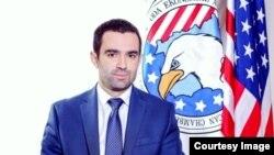 Arian Zeka, drejtor ekzekutiv në Odën Ekonomike Amerikane në Kosovë.