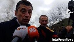 Георгий Гахария заявил, что ГЭС будет построена только в случае согласия 90% населения
