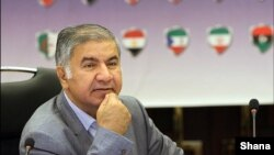Iran's envoy to OPEC, Hossein Kazempour Ardebili. File photo