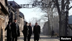 Полша-- Освенцим, 10ГIур2014