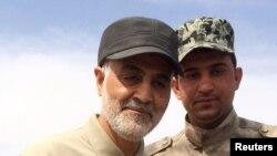General-mayor Soleimaninin İraq əməliyyatlarında iştirak etdiyi iddia olunur